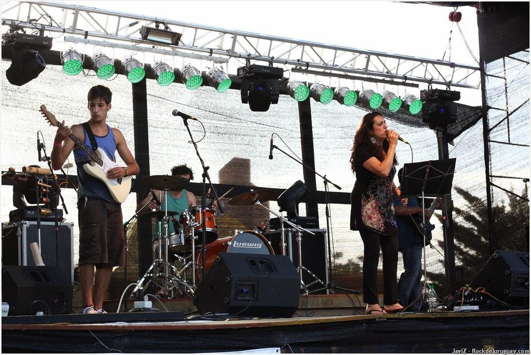 Piria Music Rock uruguayo 2013 01